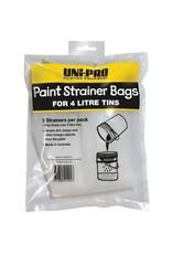 UNI-PRO 3 Paint Strainer Bags