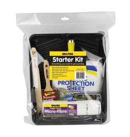UNI-PRO 7 Piece Paint Starter Kit 230mm