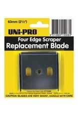 UNI-PRO Four Edge Scraper