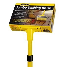 UNI-PRO Jumbo Decking Brush