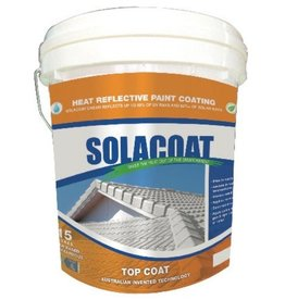 COOLSHEILD SOLACOAT Heat Reflective Paint