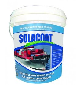 COOLSHEILD SOLACOAT COASTAL / Heat Reflective Paint