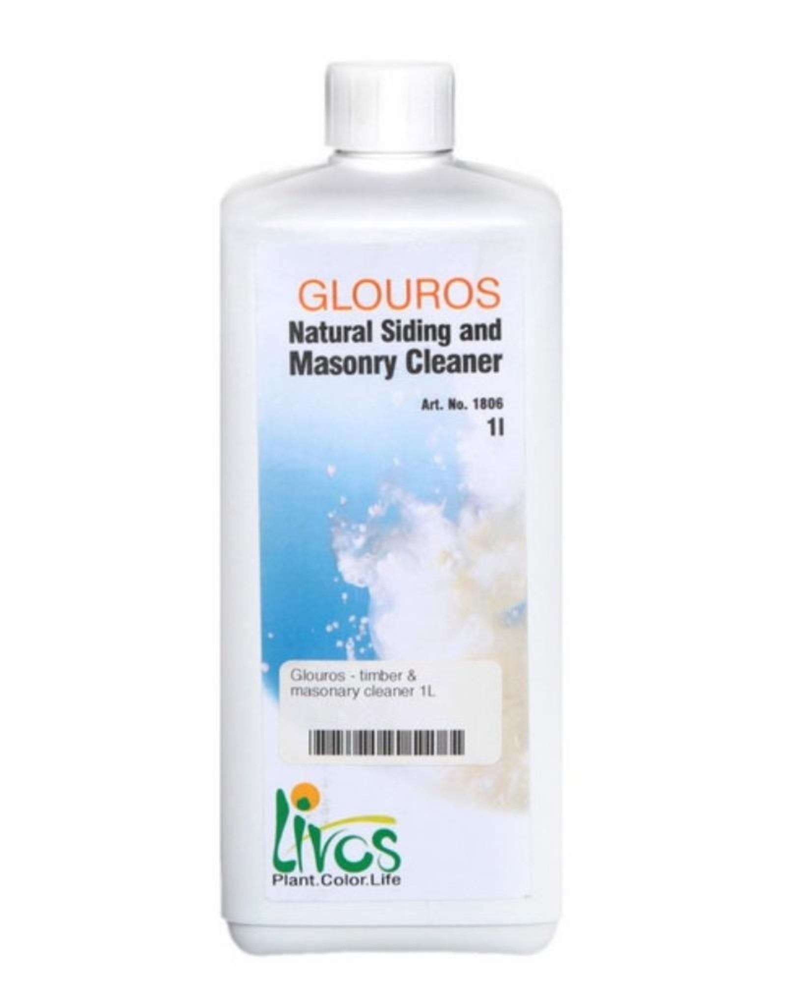 LIVOS Glouros - Timber & Masonry Cleaner