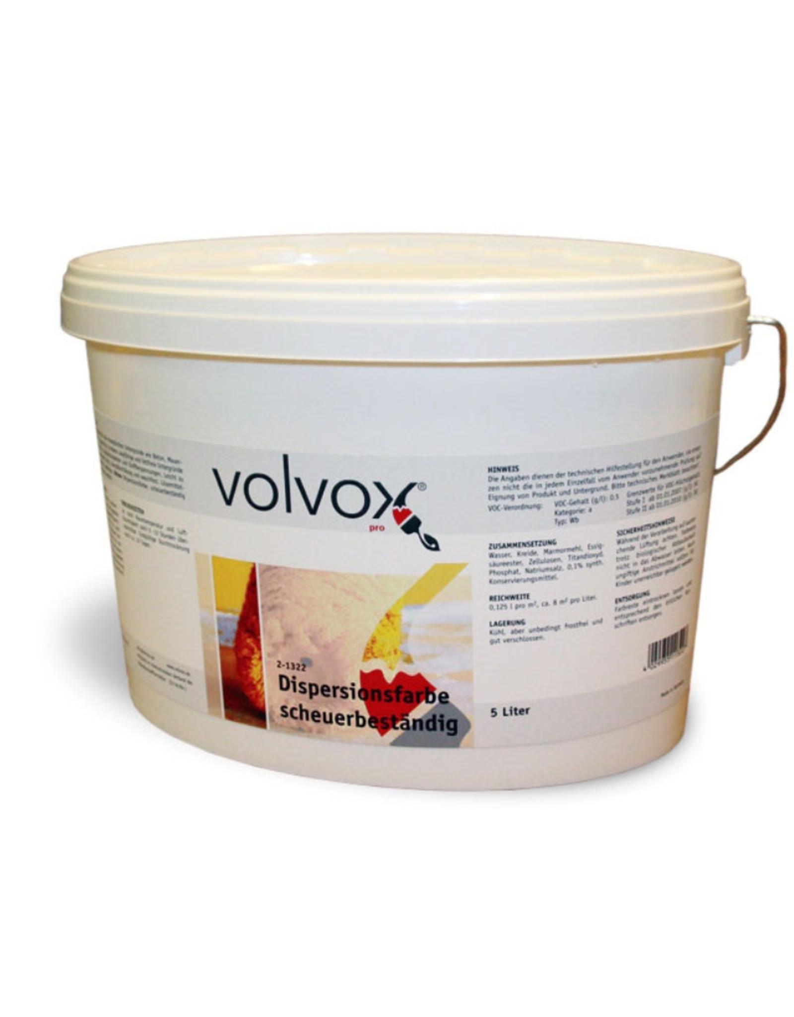 VOLVOX Dispersion Paint WARM NEUTRALS
