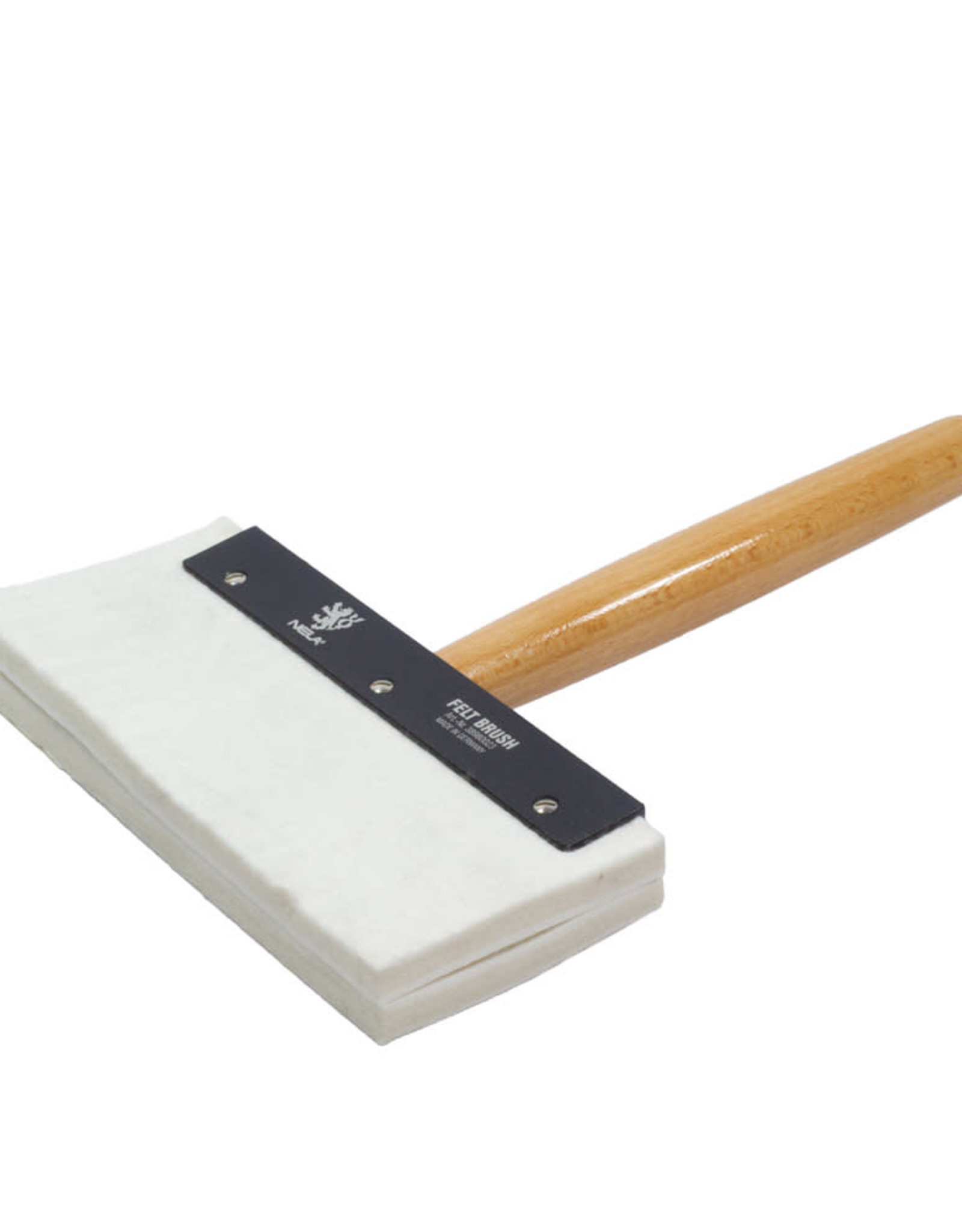 NELA Felt Brush 229mm wide