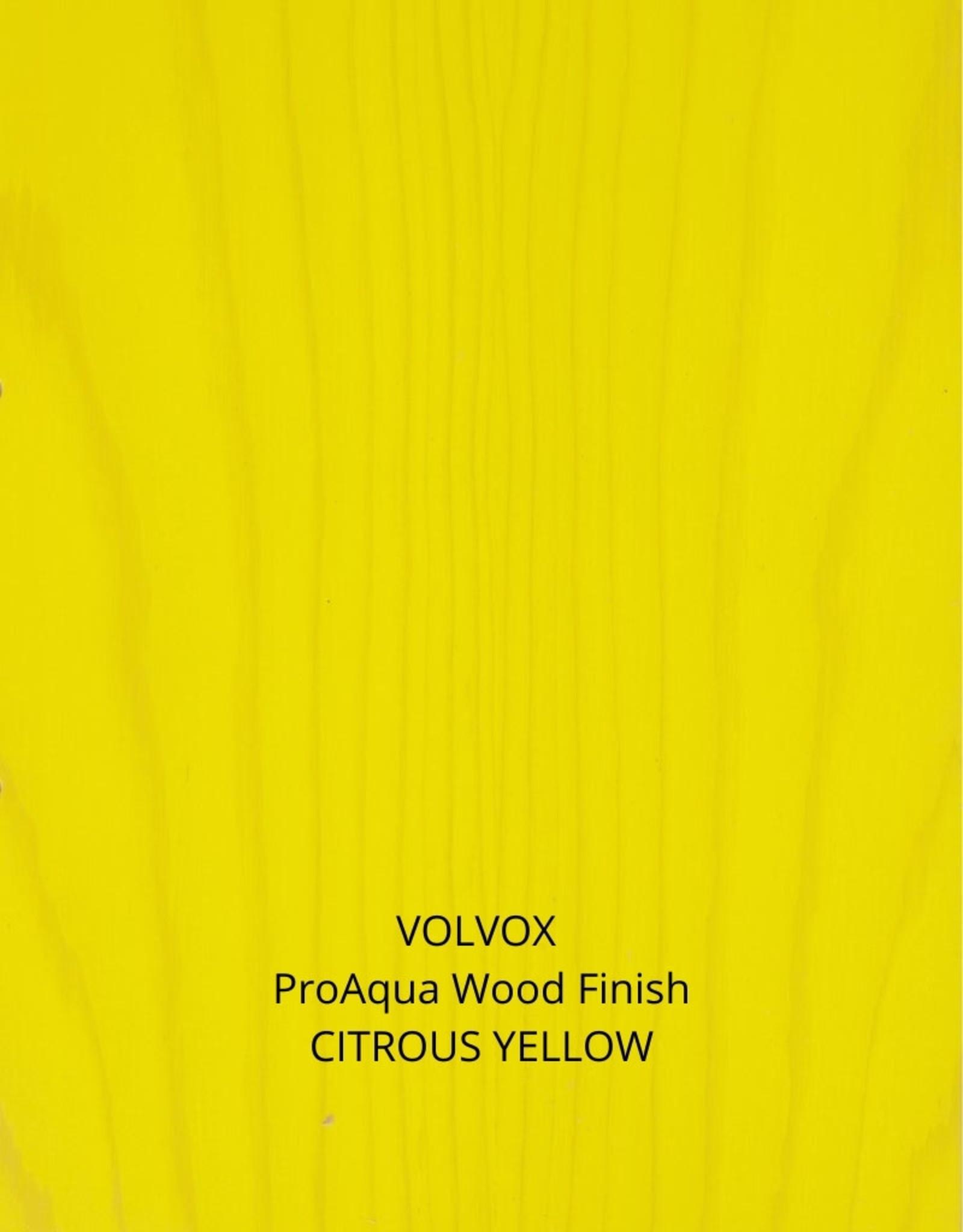 VOLVOX ProAqua Wood Finish