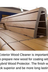 RUBIO MONOCOAT Exterior Wood Cleaner