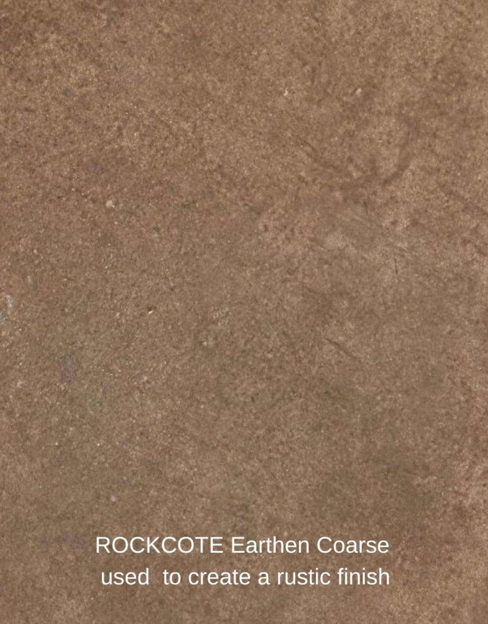 ROCKCOTE Earthen Render Coarse