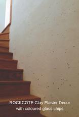 ROCKCOTE Clay Plaster Decor