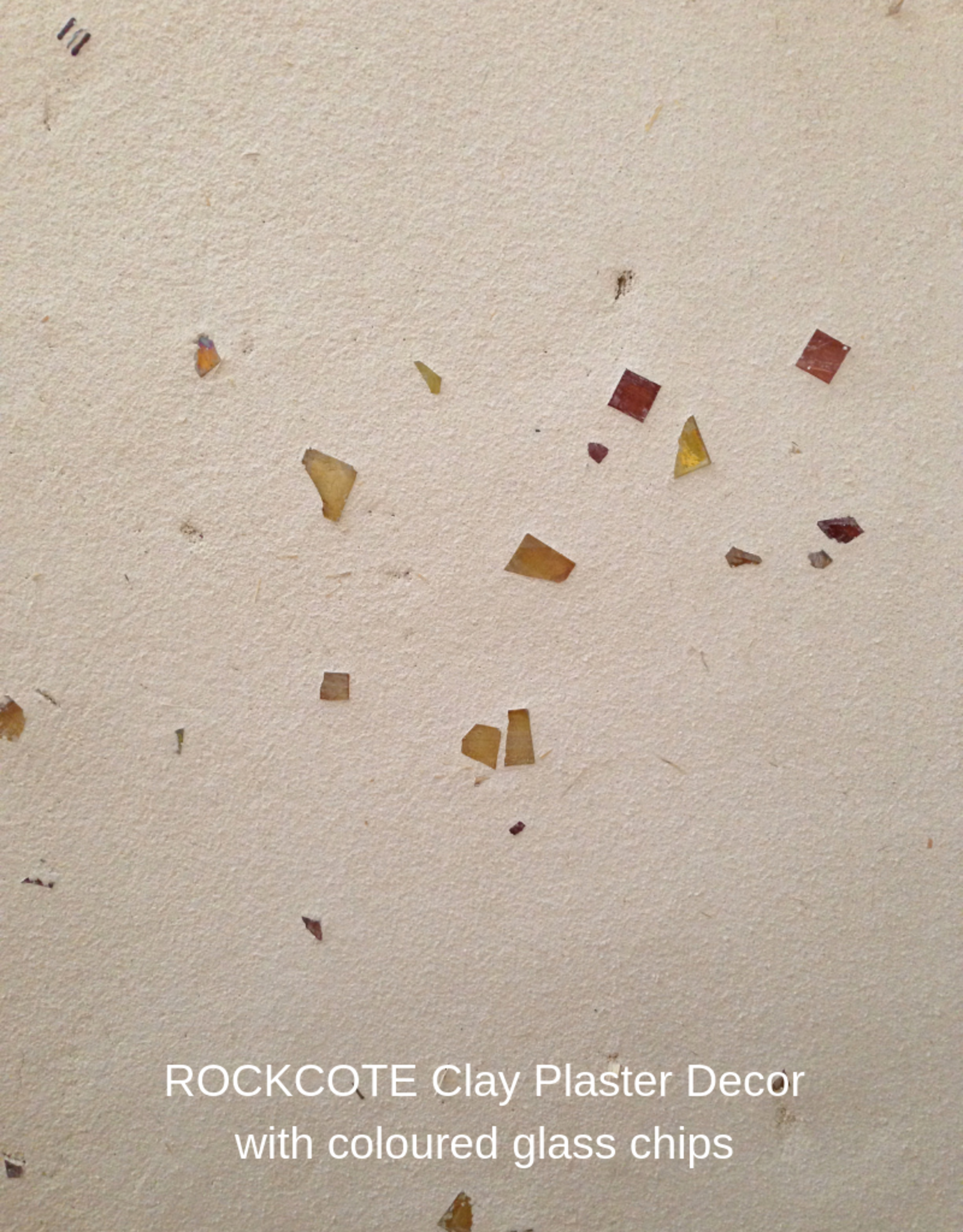 ROCKCOTE Clay Plaster Decor