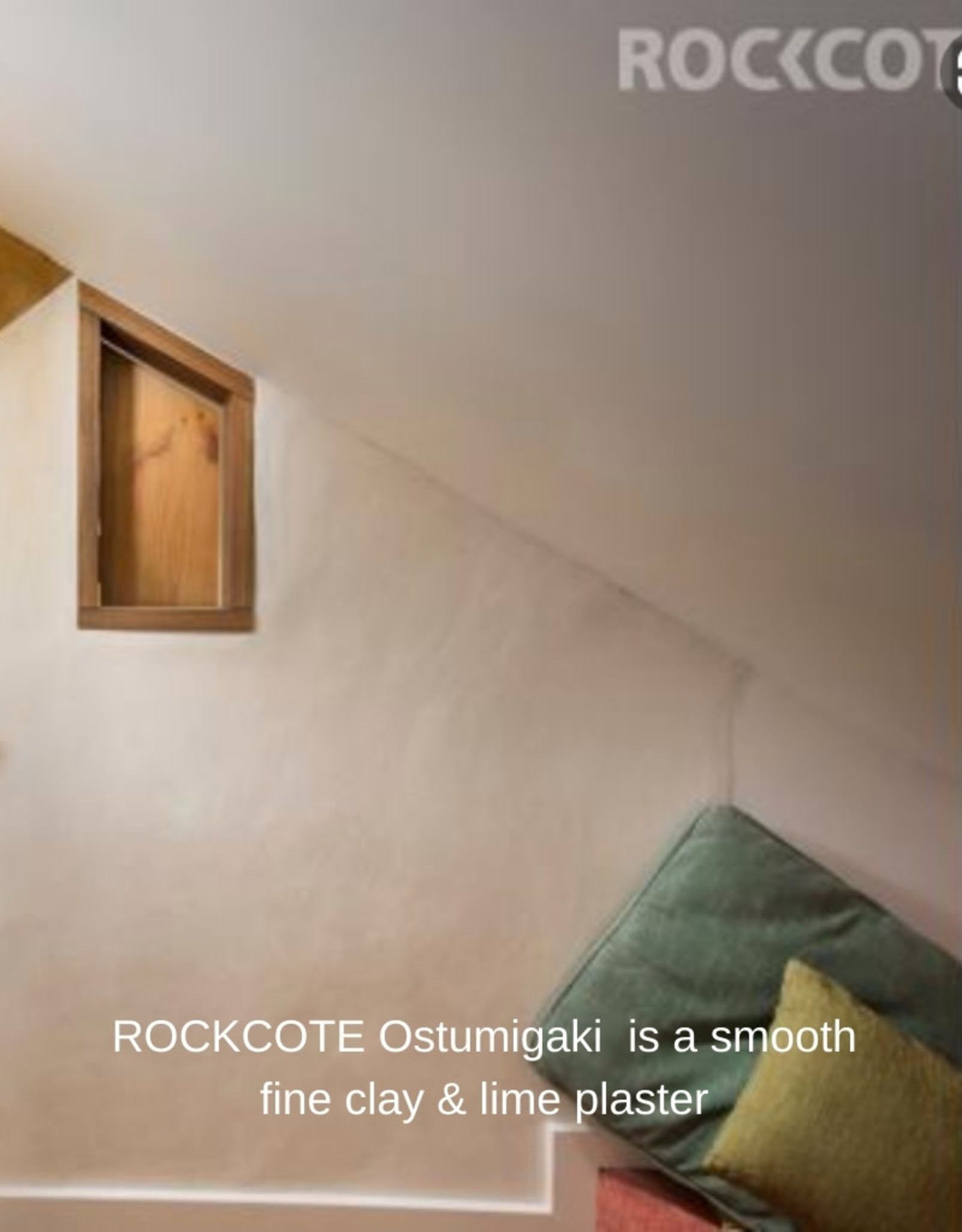 ROCKCOTE Otsumigaki