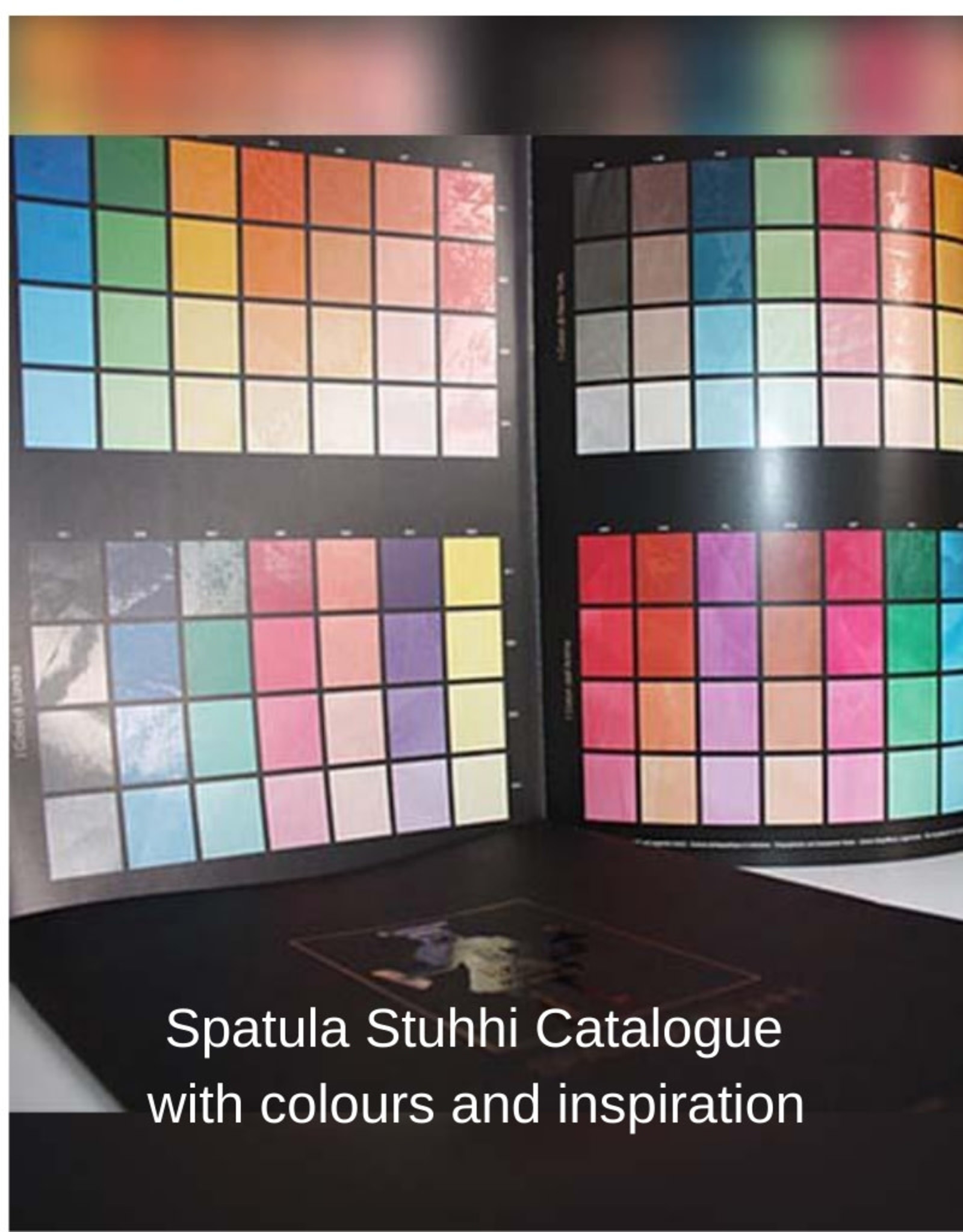 GIORGIO GRAESAN Colour Catalogues
