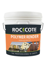 ROCKCOTE Polymer Render Grey 15L