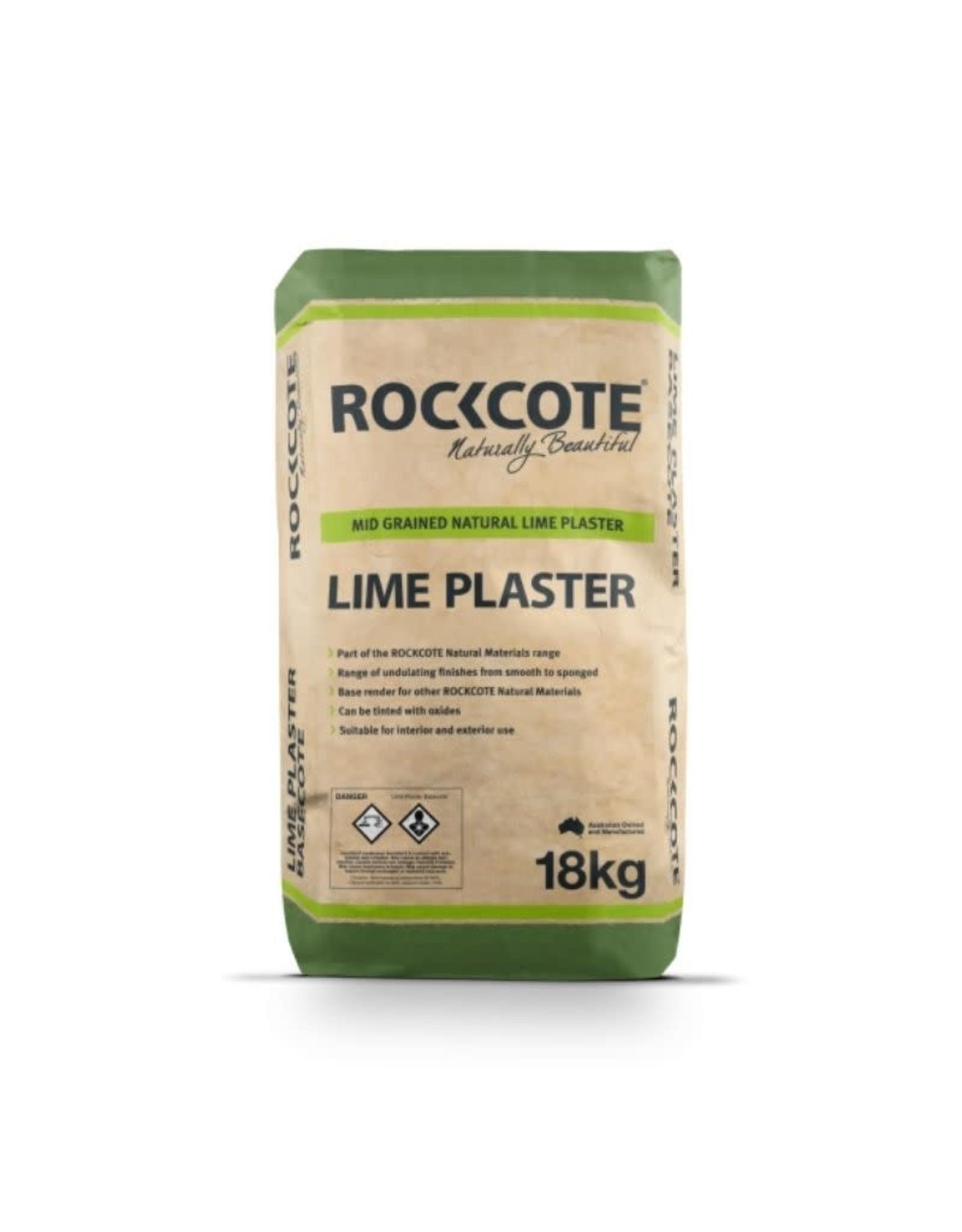 ROCKCOTE Lime Plaster