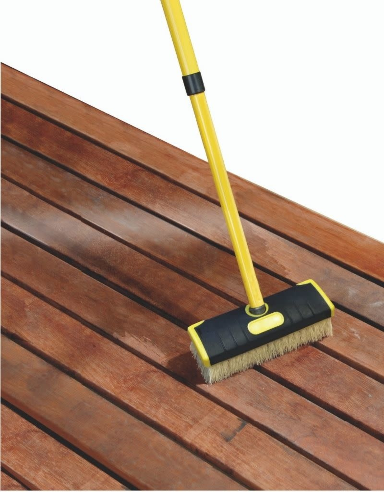 UNI-PRO Deck Scrubber with Adjustable Pole