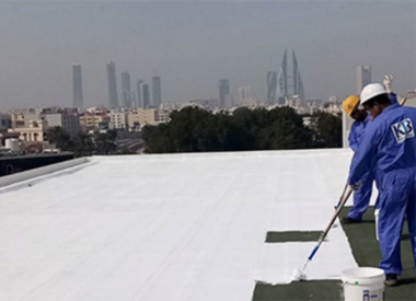 heat reflective roof paint