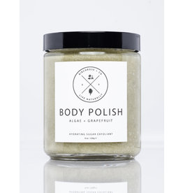 Birchrose & Co Body Polish - Algae & Grapefruit