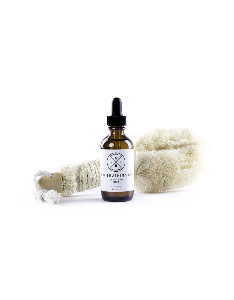 Birchrose & Co Dry Brushing Kit