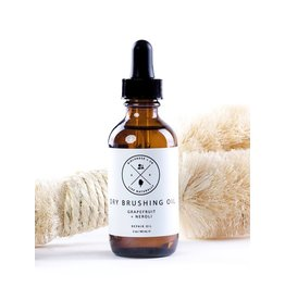 Birchrose & Co Dry Brushing Oil