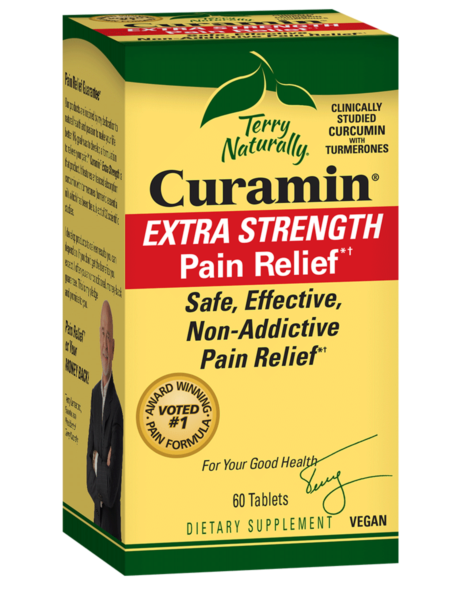 Terry Naturally Curamin Extra Strength 60ct