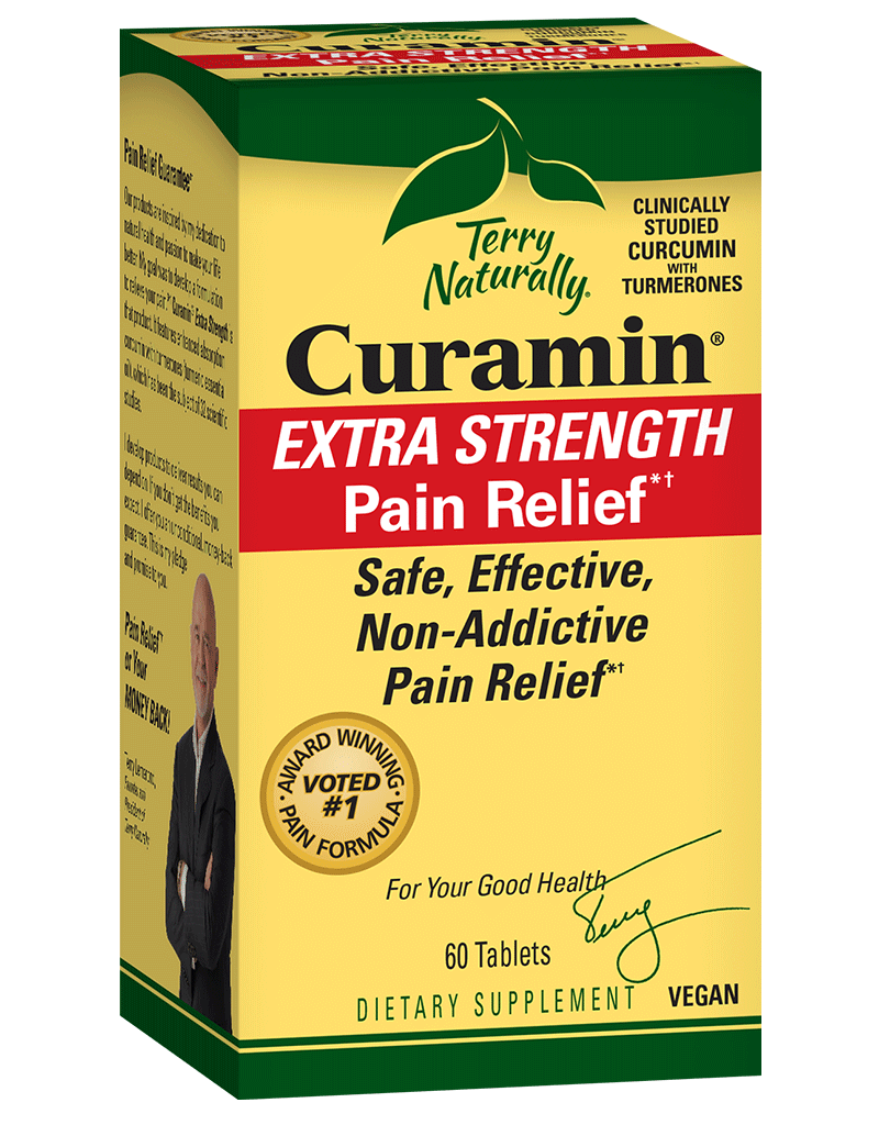 Terry Naturally Curamin Extra Strength 60ct