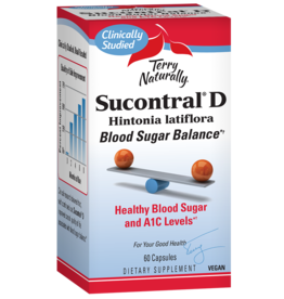 Terry Naturally Sucontral D 60ct