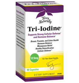 Terry Naturally Tri-Iodine 12.5 mg 90ct