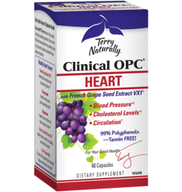 Terry Naturally Clinical OPC Heart 60ct
