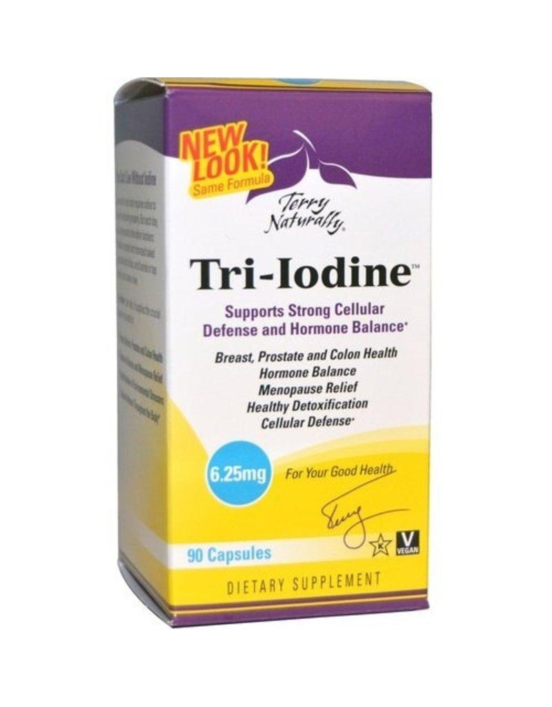Terry Naturally Tri-Iodine 6.25 mg 90ct
