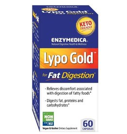 Enzymedica Lypo Gold (60ct)