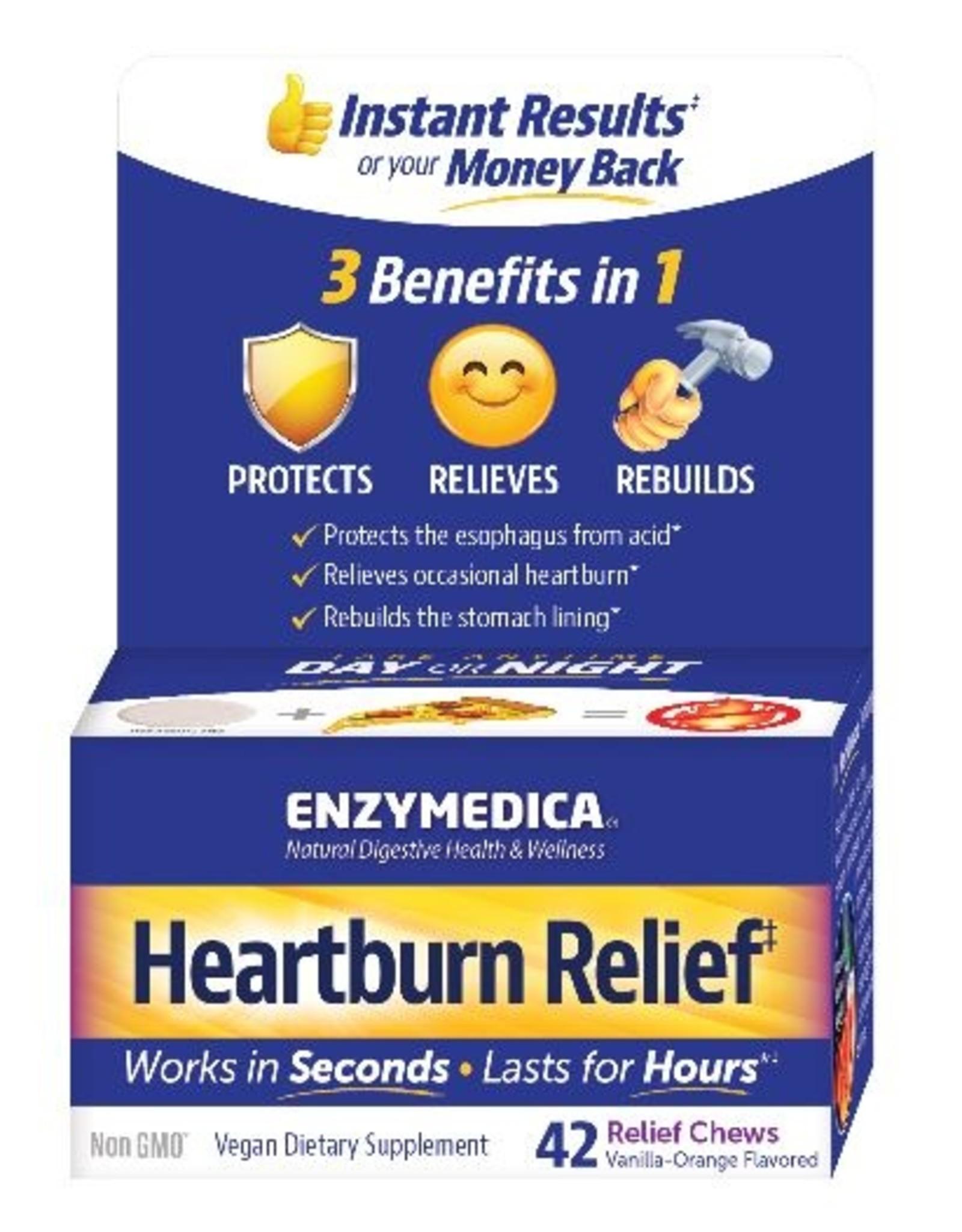 Enzymedica Heartburn Relief (42ct)