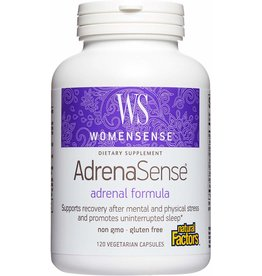 Natural Factors AdrenaSense 60/VCAP