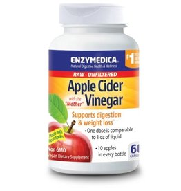 Enzymedica Apple Cider Vinegar (60ct)