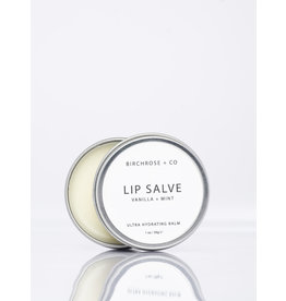 Birchrose & Co Lip Salves - Vanilla Mint