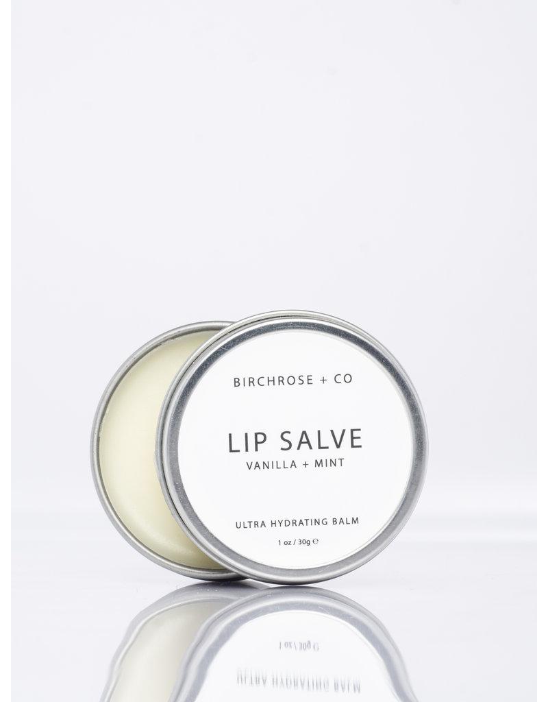 Birchrose & Co Lip Salves - Vanilla Mint