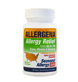 Allergena Allergena Seasonal Allergy Relief (90ct)
