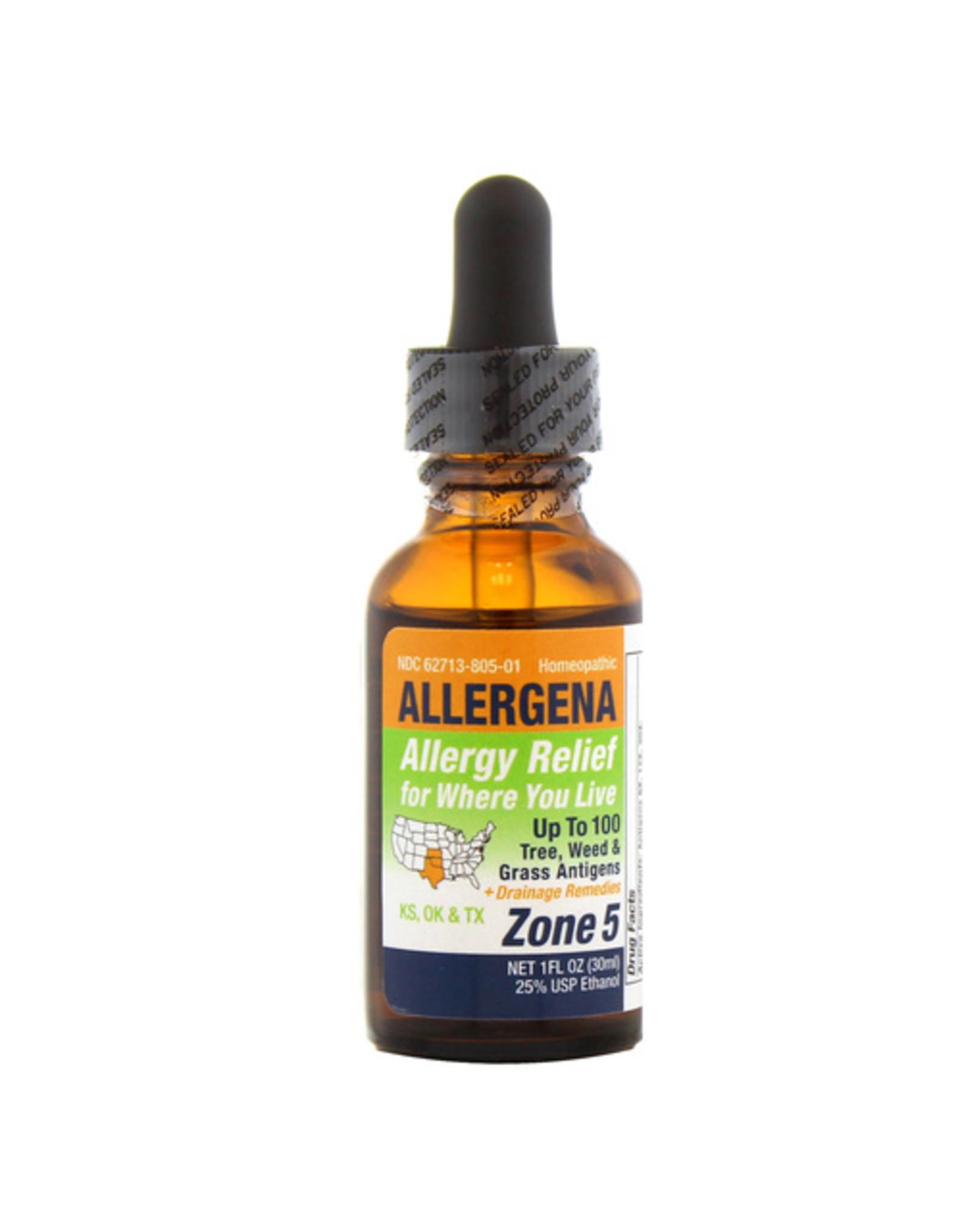 Allergena Zone 5 (1oz)