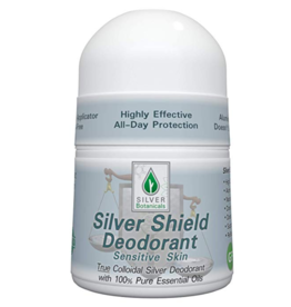 Silver Shield Deodorant, Sensitive, Roll On 2oz