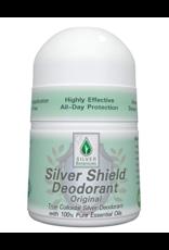Silver Shield Deodorant, Original, Roll On 2oz