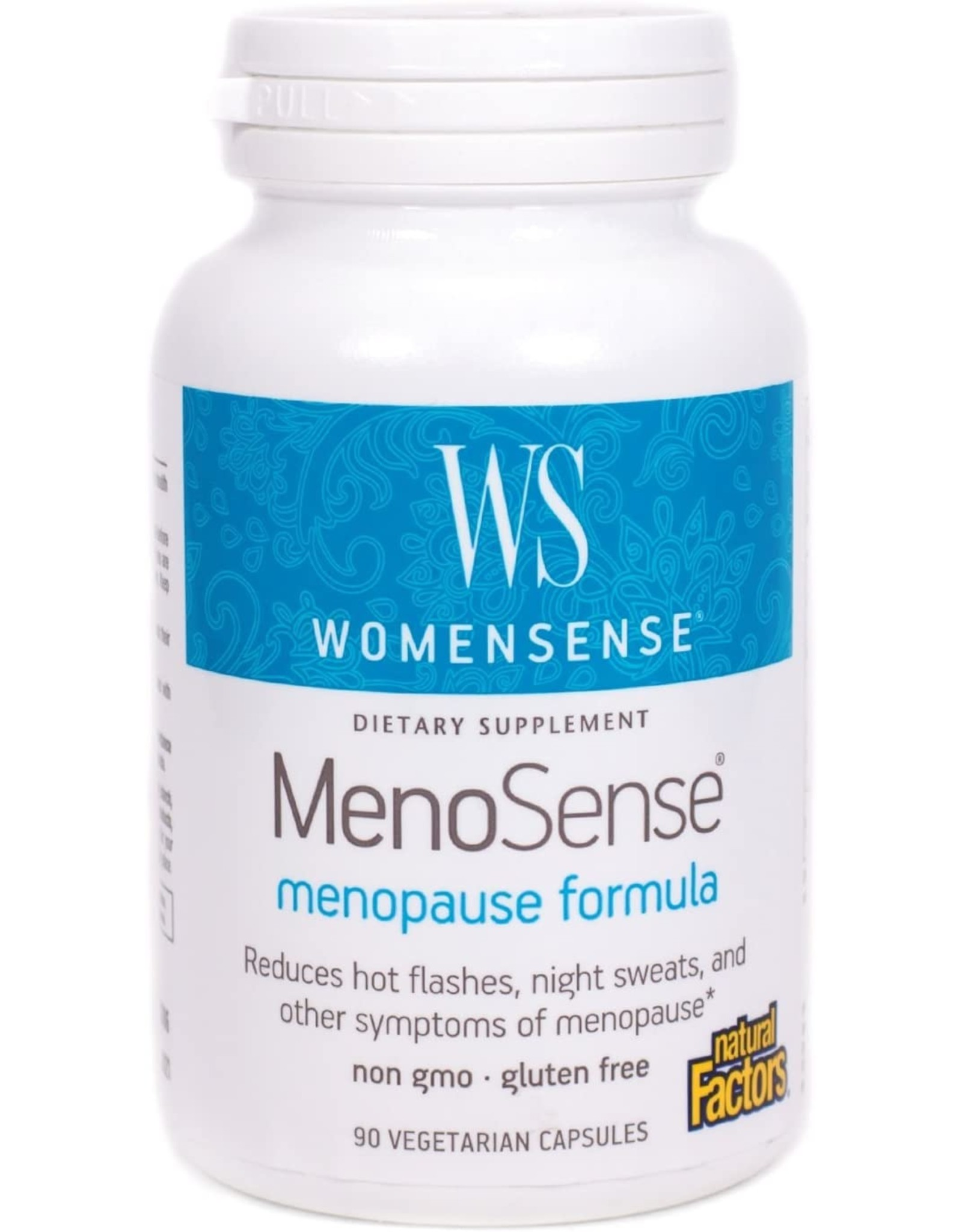 Natural Factors MenoSense 90/VCAP