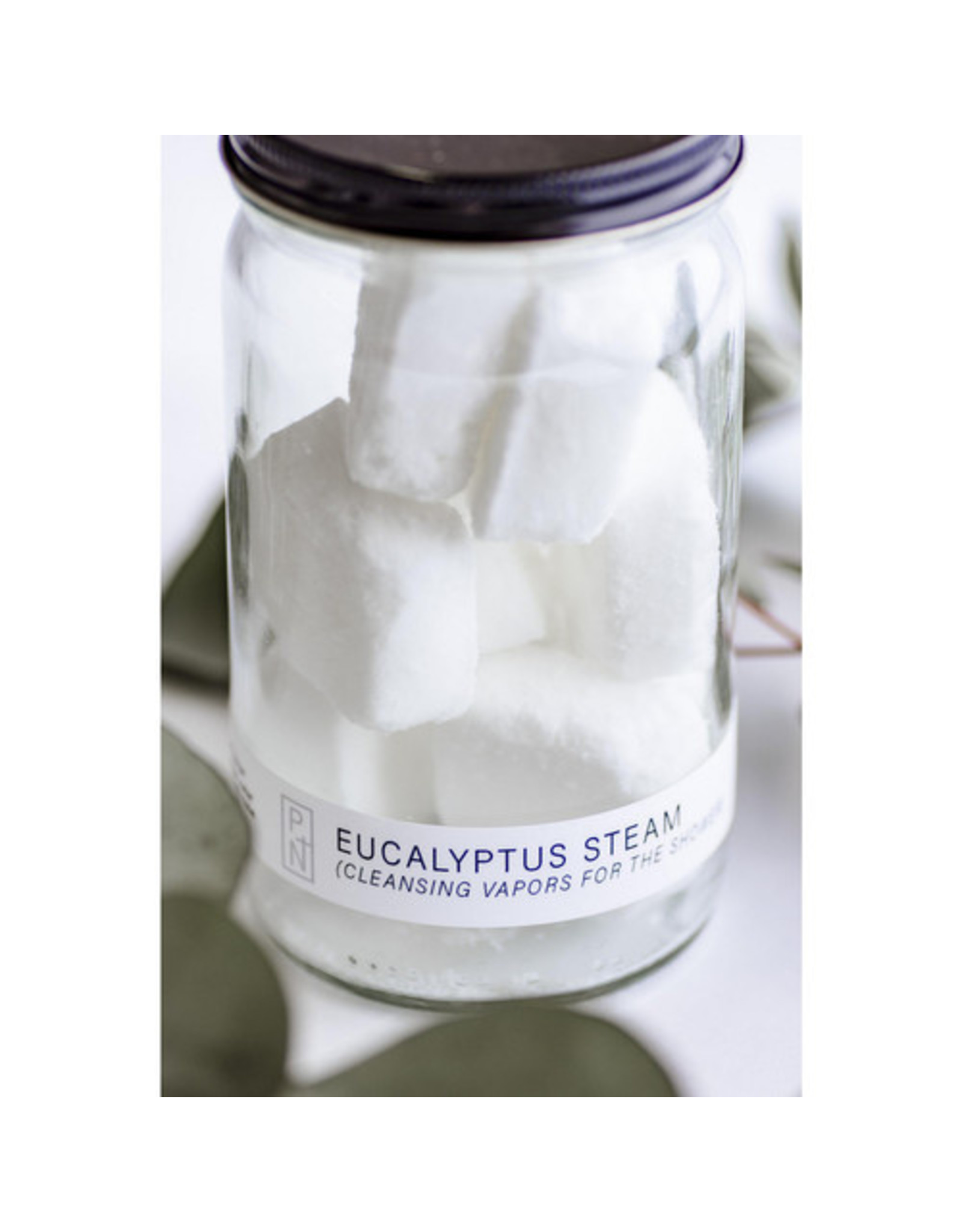 No Tox Life Eucalyptus Steam Shower Cubes - Large
