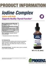 Allergena Iodine Complex 2oz drops
