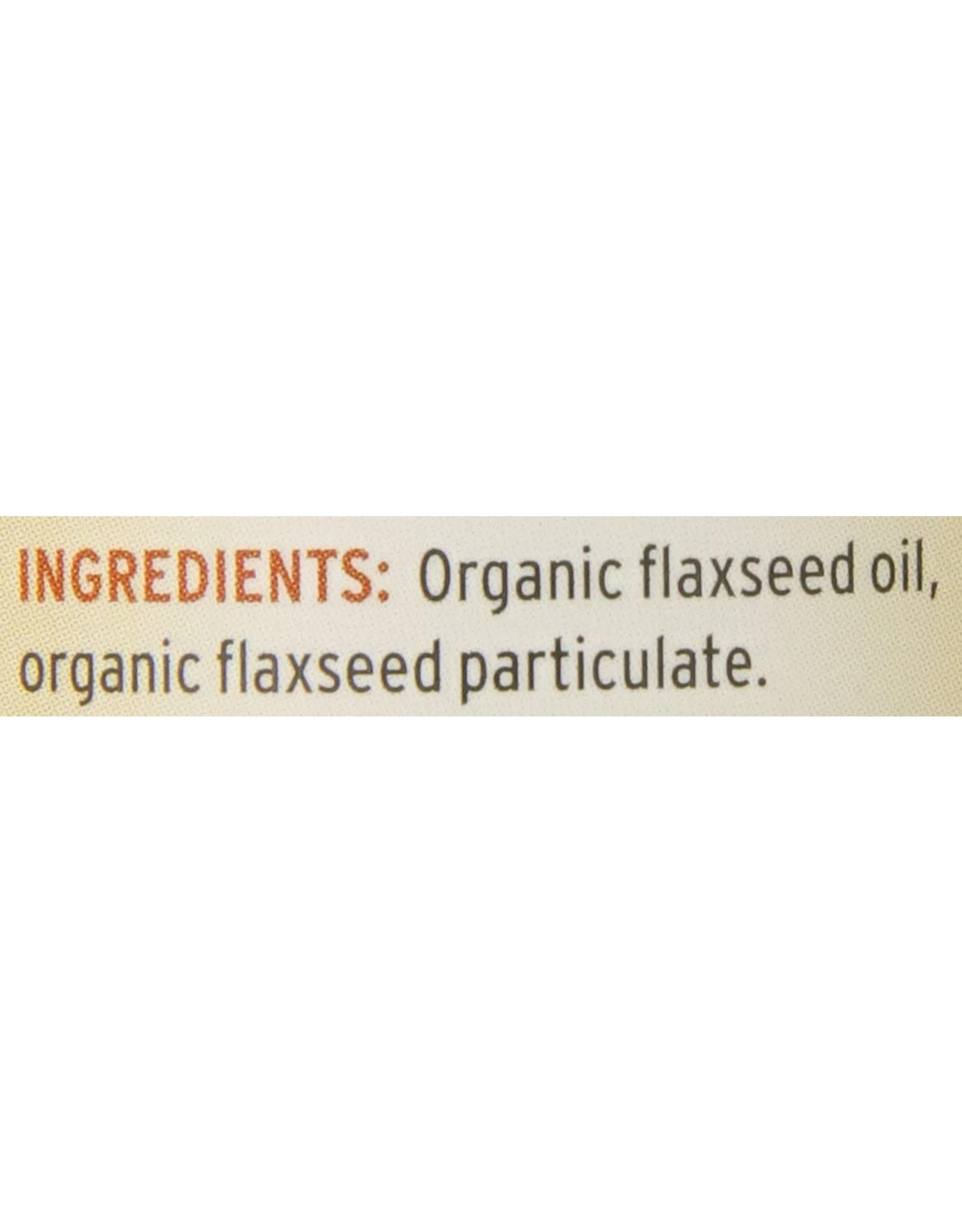 Barleans Organic Lignan Flax Oil 12oz