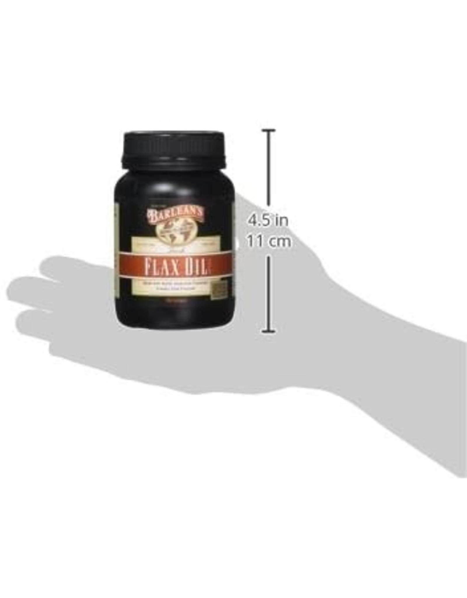Barleans Flax Seed Oil Softgels 100ct