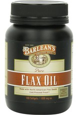 Flax Seed Oil Softgels 100ct