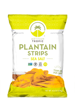 Artisan Tropic Plantain Strips Sea Salt 4.5oz