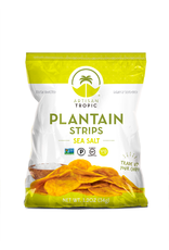 Artisan Tropic Plantain Strips Sea Salt 1.2oz