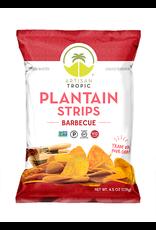 Artisan Tropic Plantain Strips Barbecue 4.5oz