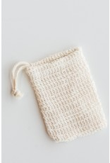 No Tox Life Casa Agave Woven Soap Bag - Exfoliating Scrubber