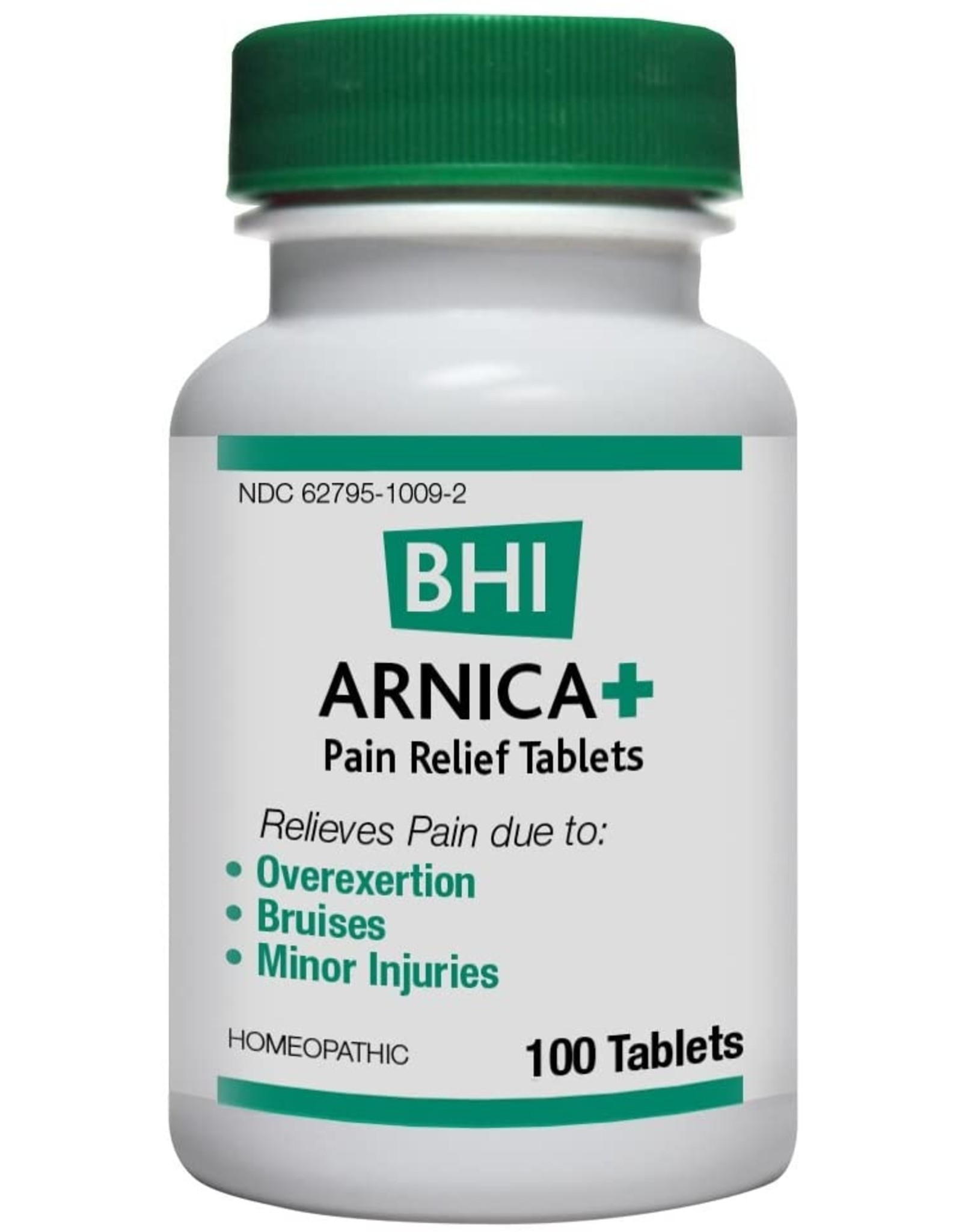 MediNatura BHI Arnica+ Tablets (100ct)
